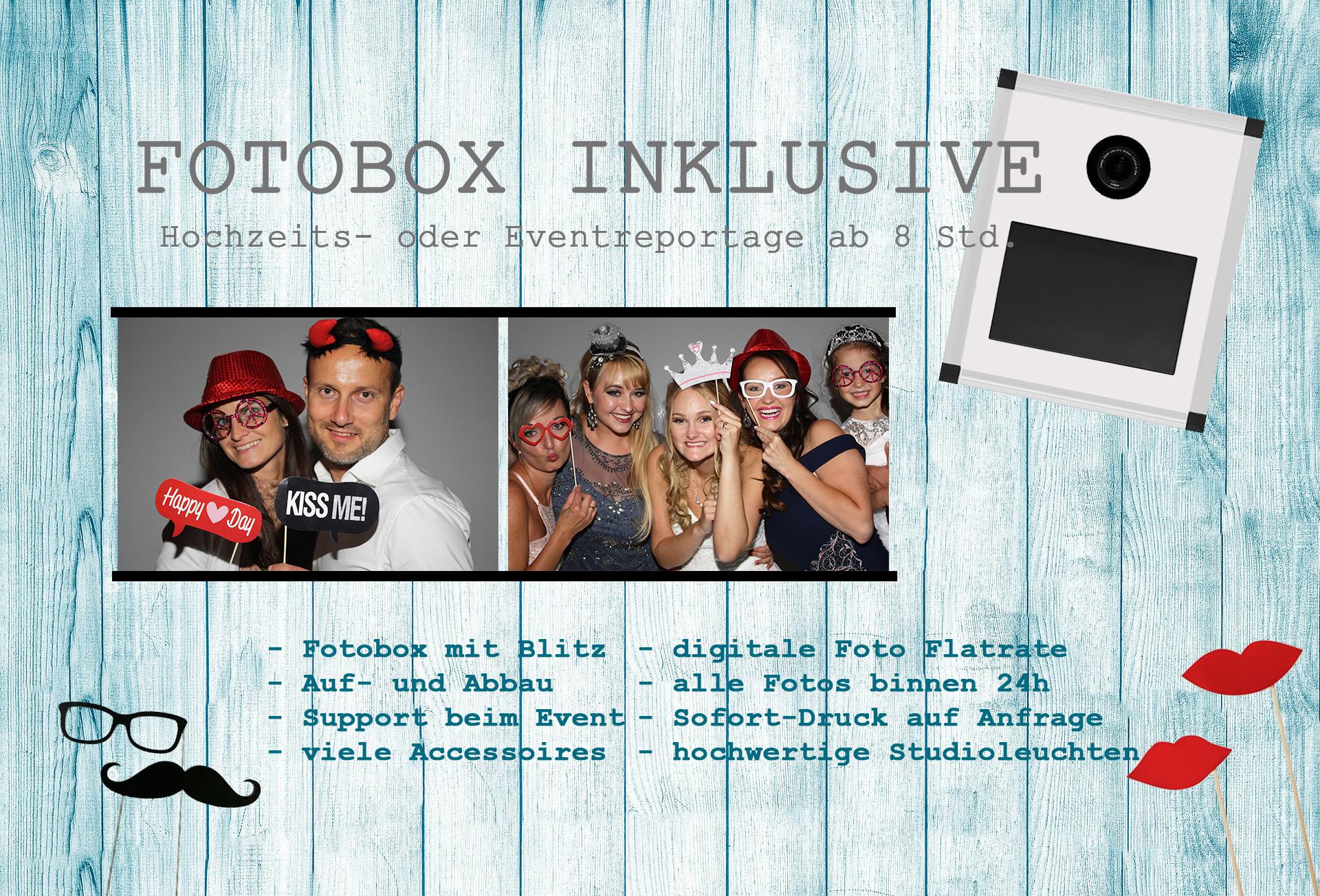 Fotobox Kufstein Kitzbühel Tirol