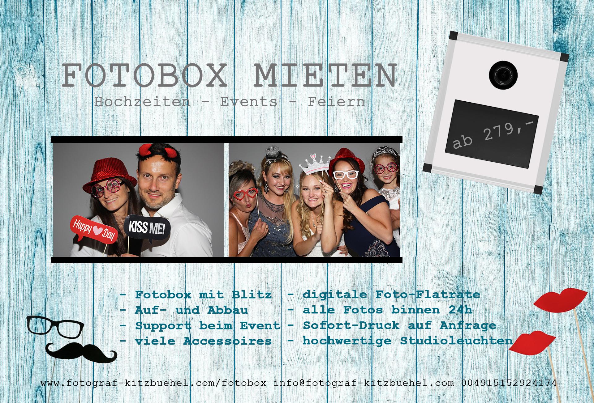 Fotobox Kitzbühel Kufstein